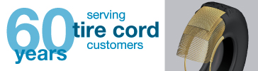 60 years serving tire cord customers